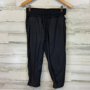 Primary Photo - BRAND: LULULEMON STYLE: ATHLETIC CAPRIS COLOR: BLACK SIZE: S SKU: 132-13219-198029