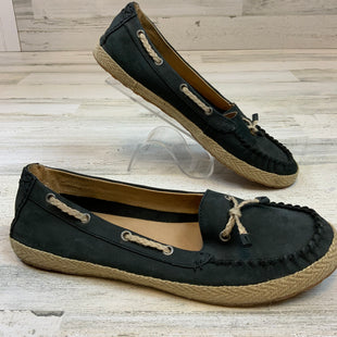 Primary Photo - BRAND: UGG STYLE: SHOES FLATS COLOR: BLACK SIZE: 10 SKU: 132-13219-198777