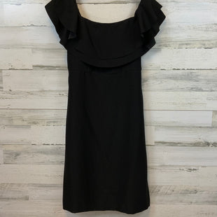 Primary Photo - BRAND: BANANA REPUBLIC STYLE: DRESS SHORT SLEEVELESS COLOR: BLACK SIZE: M OTHER INFO: 8 SKU: 132-13219-198761