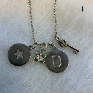 Primary Photo - BRAND: SILPADA STYLE: CHARM NECKLACE D, STAR, KEY, FLOWERCOLOR: STERLING SILVER SKU: 132-13262-37699