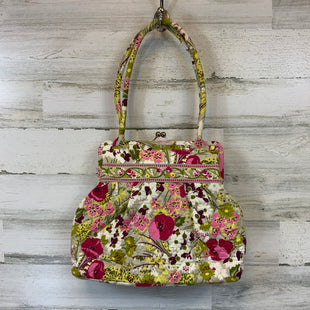 Primary Photo - BRAND: VERA BRADLEY CLASSIC STYLE: HANDBAG COLOR: GREEN SIZE: MEDIUM OTHER INFO: WITH COIN PURSE MEASUREMENTS: 13.75X6X11SKU: 132-13228-164478