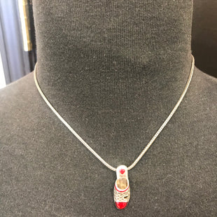 Primary Photo - BRAND: BRIGHTON STYLE: NECKLACE COLOR: RED OTHER INFO: SHOE SKU: 132-13219-195571