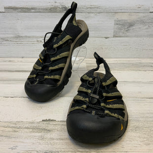 Primary Photo - BRAND: KEEN STYLE: SANDALS FLAT COLOR: BLACK SIZE: 9 SKU: 132-13262-40307