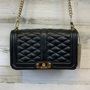 Primary Photo - BRAND: REBECCA MINKOFF STYLE: HANDBAG DESIGNER COLOR: BLACK SIZE: MEDIUM OTHER INFO: 6X3X9 SKU: 132-13219-198399INCLUDES DUSTBAG