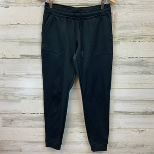 Primary Photo - BRAND: UNDER ARMOUR STYLE: ATHLETIC PANTS COLOR: BLACK SIZE: S SKU: 132-13288-20712