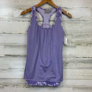 Primary Photo - BRAND: ATHLETA STYLE: ATHLETIC TANK TOP COLOR: PURPLE SIZE: XS SKU: 132-13219-185538