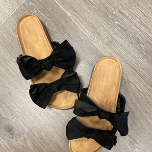Primary Photo - BRAND:  CME STYLE: SANDALS FLAT COLOR: BLACK SIZE: 7.5 SKU: 132-13288-20812
