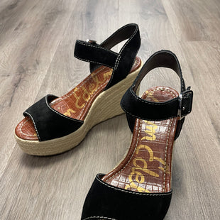 Primary Photo - BRAND: SAM EDELMAN STYLE: SANDALS LOW COLOR: BLACK SIZE: 8 SKU: 132-13219-198762