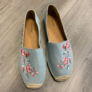 Primary Photo - BRAND: COMFORTVIEW STYLE: SHOES FLATS COLOR: DENIM SIZE: 12 SKU: 132-13219-198053