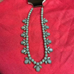 Primary Photo - BRAND:    CLOTHES MENTOR STYLE: NECKLACE COLOR: BLUEISH GREEN SKU: 132-13211-99502