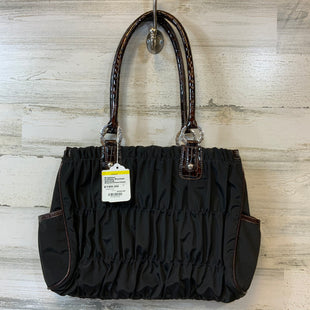 Primary Photo - BRAND: BRIGHTON STYLE: HANDBAG COLOR: BLACK SIZE: MEDIUM SKU: 132-13288-2067411 X 13 X 3