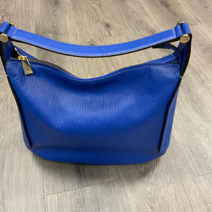Primary Photo - BRAND: FURLA STYLE: HANDBAG DESIGNER COLOR: BLUE SIZE: LARGE SKU: 132-13288-15601