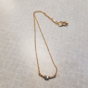 Primary Photo - BRAND: BANANA REPUBLIC STYLE: NECKLACE COLOR: GOLD SKU: 132-13262-38713