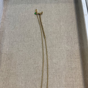 Primary Photo - BRAND: KATE SPADE STYLE: NECKLACE COLOR: GREEN SKU: 132-13281-13868