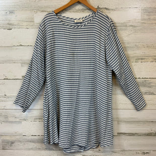 Primary Photo - BRAND: MASAI STYLE: TOP LONG SLEEVE COLOR: BLUE WHITE SIZE: M OTHER INFO: MASAI - SKU: 132-13211-99999