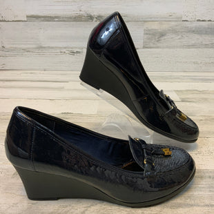 Primary Photo - BRAND: LAUREN BY RALPH LAUREN STYLE: SHOES LOW HEEL COLOR: NAVY SIZE: 8 SKU: 132-13262-40032