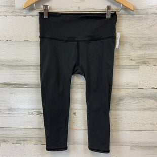 Primary Photo - BRAND: LULULEMON STYLE: ATHLETIC CAPRIS COLOR: BLACK SIZE: S SKU: 132-13219-198247