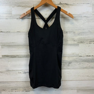 Primary Photo - BRAND: LULULEMON STYLE: ATHLETIC TANK TOP COLOR: BLACK SIZE: S OTHER INFO: 4 SKU: 132-13228-164657