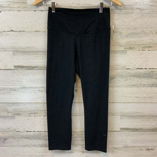 Primary Photo - BRAND: NIKE APPAREL STYLE: ATHLETIC CAPRIS COLOR: BLACK SIZE: M SKU: 132-13219-198249