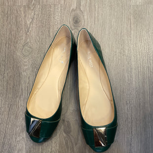 Primary Photo - BRAND: NINE WEST STYLE: SHOES FLATS COLOR: GREEN SIZE: 11 SKU: 132-13228-164816