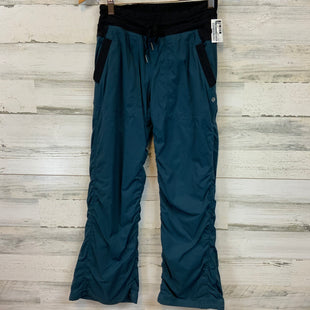 Primary Photo - BRAND: LULULEMON STYLE: ATHLETIC PANTS COLOR: DARK TEAL SIZE: S SKU: 132-13219-198030