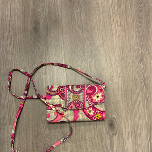 Primary Photo - BRAND: VERA BRADLEY CLASSIC STYLE: WALLET COLOR: PINKGRAY SIZE: MEDIUM OTHER INFO: WITH STRAP SKU: 132-13262-40253