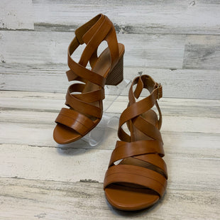 Primary Photo - BRAND: CLARKS STYLE: SANDALS LOW COLOR: BROWN SIZE: 7 SKU: 132-13211-99765