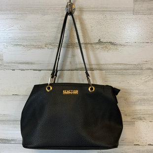 Primary Photo - BRAND: KENNETH COLE REACTION STYLE: HANDBAG COLOR: BLACK SIZE: LARGE SKU: 132-13288-19040