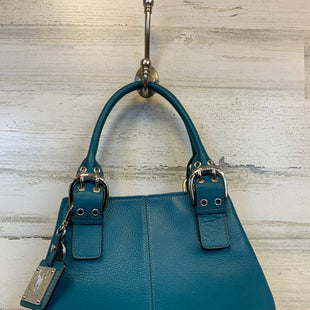 Primary Photo - BRAND: TIGNANELLO  PURSES STYLE: HANDBAG COLOR: GREEN SIZE: SMALL SKU: 132-13219-1980827X4X9