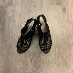 Primary Photo - BRAND: VINCE CAMUTO STYLE: SANDALS LOW COLOR: BLACK SIZE: 7.5 SKU: 132-13219-197647