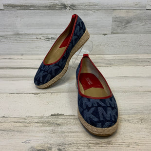 Primary Photo - BRAND: MICHAEL KORS STYLE: SHOES FLATS COLOR: BLUE RED SIZE: 6.5 SKU: 132-13219-197643