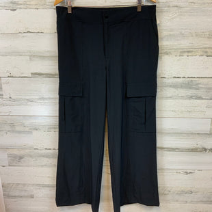 Primary Photo - BRAND: ATHLETA STYLE: ATHLETIC PANTS COLOR: BLACK SIZE: 10 OTHER INFO: CHELSEA WIDE LEG SKU: 132-13288-20839