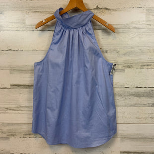 Primary Photo - BRAND: J CREW STYLE: TOP SLEEVELESS COLOR: BLUE SIZE: M OTHER INFO: 8 SKU: 132-13219-198751