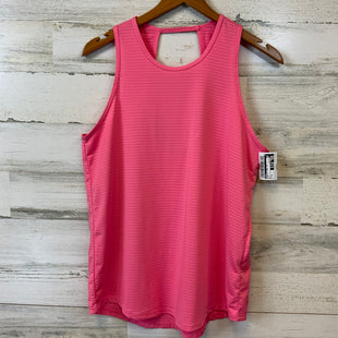 Primary Photo - BRAND: ZELLA STYLE: ATHLETIC TANK TOP COLOR: PINK SIZE: S SKU: 132-13219-196104