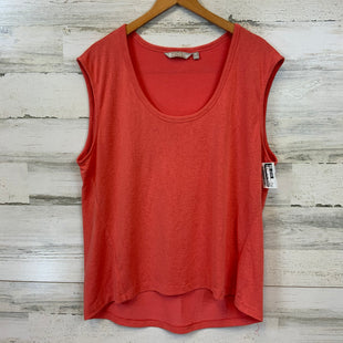 Primary Photo - BRAND: ATHLETA STYLE: ATHLETIC TANK TOP COLOR: ORANGE SIZE: XL SKU: 132-13219-197705