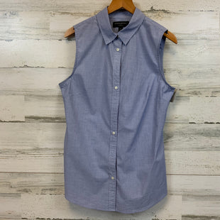 Primary Photo - BRAND: BANANA REPUBLIC O STYLE: TOP SLEEVELESS COLOR: BLUE SIZE: M OTHER INFO: 8 SKU: 132-13219-198756