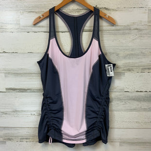 Primary Photo - BRAND: ZELLA STYLE: ATHLETIC TANK TOP COLOR: GREY SIZE: L SKU: 132-13211-99799