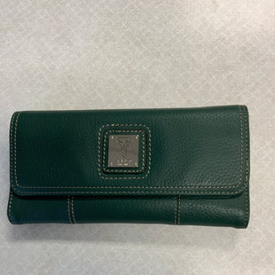 Primary Photo - BRAND: TIGNANELLO  PURSES STYLE: WALLET COLOR: GREEN SIZE: MEDIUM SKU: 132-13219-198084