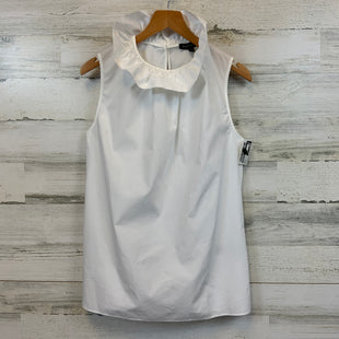 Primary Photo - BRAND: BANANA REPUBLIC STYLE: TOP SLEEVELESS COLOR: WHITE SIZE: S SKU: 132-13219-198738