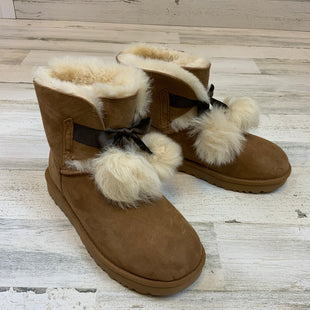 Primary Photo - BRAND: UGG STYLE: BOOTS ANKLE COLOR: TAN SIZE: 8 SKU: 132-13288-20211