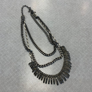 Primary Photo - BRAND: STELLA AND DOT STYLE: NECKLACE COLOR: SILVER SKU: 132-13281-13753