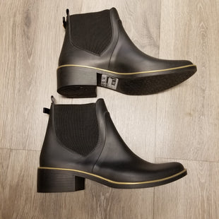 Primary Photo - BRAND: KATE SPADE STYLE: BOOTS ANKLE COLOR: BLACK SIZE: 8 SKU: 132-13228-164555