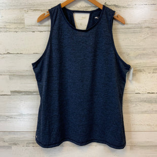 Primary Photo - BRAND: IDEOLOGY STYLE: ATHLETIC TANK TOP COLOR: BLUE SIZE: XL SKU: 132-13219-198130