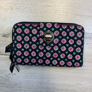 Primary Photo - BRAND: VERA BRADLEY STYLE: WALLET COLOR: BLUE SIZE: MEDIUM SKU: 132-13228-164815