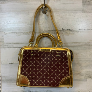 Primary Photo - BRAND:  JOSE HESS STYLE: HANDBAG COLOR: GOLD SIZE: LARGE OTHER INFO: JOSE HESS -RETAILS 119 SKU: 132-13219-1918968.5 X 12 X 4.5INCLUDES TWO ADDITIONAL DETACHABLE STRAPS