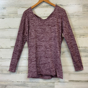 Primary Photo - BRAND: ATHLETA STYLE: ATHLETIC TOP COLOR: RED SIZE: M SKU: 132-13219-198286