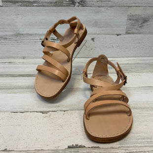 Primary Photo - BRAND: SEYCHELLES STYLE: SANDALS FLAT COLOR: TAN SIZE: 7 SKU: 132-13211-99770