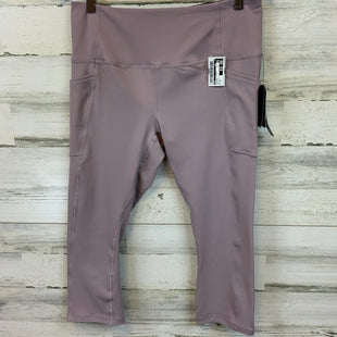 Primary Photo - BRAND: RBX STYLE: ATHLETIC CAPRIS COLOR: LAVENDER SIZE: XL SKU: 132-13219-197981