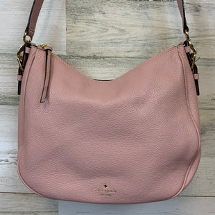 Primary Photo - BRAND: KATE SPADE STYLE: HANDBAG DESIGNER COLOR: PINK SIZE: LARGE SKU: 132-13219-19872810 X 12 X 5