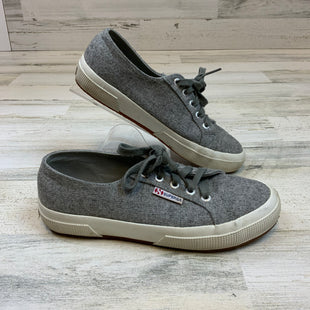 Primary Photo - BRAND:   SUPERGA STYLE: SHOES FLATS COLOR: GREY SIZE: 7 OTHER INFO: SUPERGA - SKU: 132-13211-100120